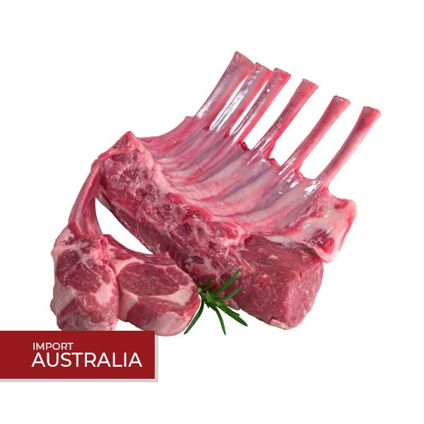 Lamb Kutlet Aust (500g +/-)