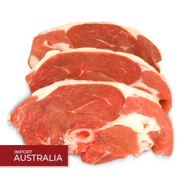 Lamb Stik Aust (500g +/-)