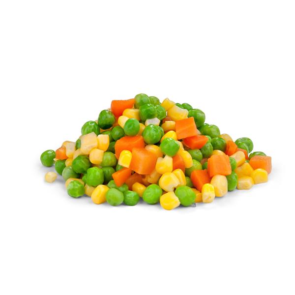 mixed vege 500g